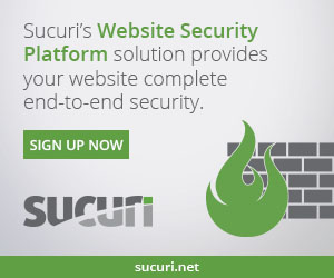 Sucuri WordPress Security